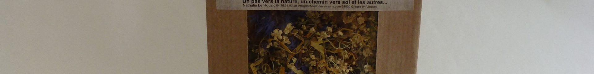 Tisane Plaisir de fleurs 25g